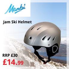 Jam Ski Helmet