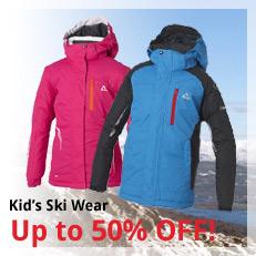 Kids Ski Wear